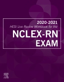 cover image - 2020-2021 HESI Live Review Workbook for the NCLEX-RN Exam,3rd Edition