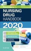 cover image - Saunders Nursing Drug Handbook 2020 Elsevier eBook on VitalSource