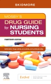 cover image - Mosby's Drug Guide for Nursing Students - Elsevier eBook on VitalSource,14th Edition