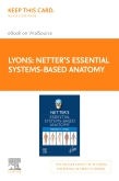 Netter's Essential Systems-Based Anatomy