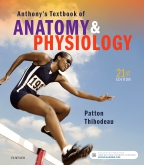 cover image - Anthony's Textbook of Anatomy & Physiology - Elsevier eBook on VitalSource,21st Edition