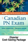 Mosbys Comprehensive Review for the Canadian PN Exam - Elsevier eBook on VST + Evolve (Retail Access Cards)