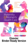 Maternity and Womens Health Care - Binder Ready
