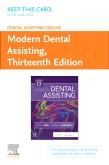 Dental Assisting Online for Modern Dental Assisting (Access Card)