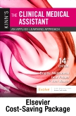 Kinns The Clinical Medical Assistant - Text and Study Guide & Procedure Checklist Manual Package