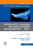 Orthoplastic techniques for lower extremity reconstruction Part 1, An Issue of Clinics in Podiatric Medicine and Surgery,E-Book