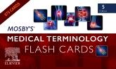 Mosbys® Medical Terminology Flash Cards