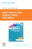 Bucks Medical Coding Online for Step-by-Step Medical Coding, 2022 Edition Access Card
