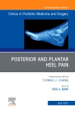 Posterior and plantar heel pain, An Issue of Clinics in Podiatric Medicine and Surgery, E-Book