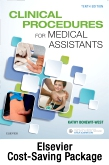 Clinical Procedures for Medical Assistants - Book, Study Guide, and SimChart for the Medical Office 2021 Edition Package