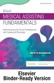 Kinns Medical Assisting Fundamentals - Binder Ready