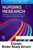 Nursing Research - Binder Ready
