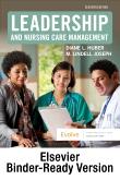 Leadership and Nursing Care Management - Binder Ready