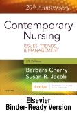 Contemporary Nursing - Binder Ready