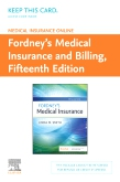 Medical Insurance Online for Fordney's Medical Insurance and Billing (Access Code)