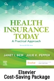 Health Insurance Today - Text, Workbook and MIO package