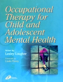Occupational Therapy for Child and Adolescent Mental Health