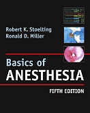 cover image - Evolve Resources for Basics of Anesthesia,5th Edition