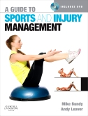 cover image - A Guide to Sports and Injury Management