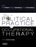 cover image - A Political Practice of Occupational Therapy