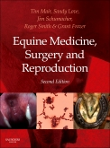 cover image - Equine Medicine, Surgery and Reproduction,2nd Edition