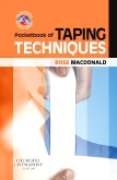 cover image - Pocketbook of Taping Techniques