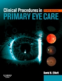 cover image - Evolve Resources for Clinical Procedures in Primary Eye Care,3rd Edition