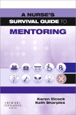 cover image - A Nurse's Survival Guide to Mentoring