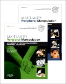 cover image - Maitland's Vertebral Manipulation, Volume 1, 8e and Maitland's Peripheral Manipulation, Volume 2, 5e (2-Volume Set)