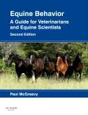 cover image - Equine Behavior,2nd Edition