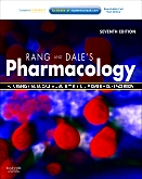 cover image - Evolve Resources for Rang & Dale's Pharmacology,7th Edition