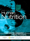cover image - Evolve Resources for Human Nutrition,12th Edition