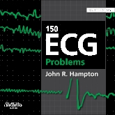 cover image - 150 ECG Problems,4th Edition