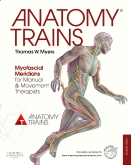 cover image - Anatomy Trains,3rd Edition