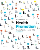 cover image - Foundations for Health Promotion,4th Edition