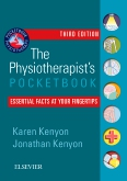 cover image - The Physiotherapist's Pocketbook,3rd Edition