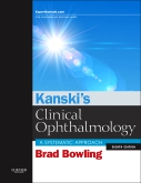 cover image - Kanski's Clinical Ophthalmology,8th Edition