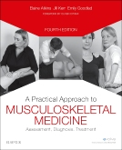 cover image - A Practical Approach to Musculoskeletal Medicine,4th Edition