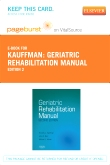 cover image - Geriatric Rehabilitation Manual - Elsevier eBook on VitalSource (Retail Access Card),2nd Edition