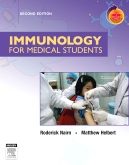 cover image - Immunology for Medical Students Elsevier eBook on VitalSource,2nd Edition