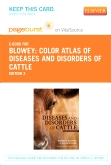 cover image - Color Atlas of Diseases and Disorders of Cattle - Elsevier eBook on VitalSource (Retail Access Card),3rd Edition