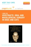 Oral and Maxillofacial Surgery in Dogs and Cats - Elsevier eBook on VitalSource (Retail Access Card)