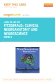 cover image - Clinical Neuroanatomy and Neuroscience Elsevier eBook on Intel Education Study (Retail Access Card),6th Edition