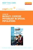 cover image - Exercise Physiology in Special Populations - Elsevier eBook on VitalSource (Retail Access Card)