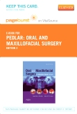 cover image - Oral and Maxillofacial Surgery - Elsevier eBook on VitalSource (Retail Access Card),2nd Edition