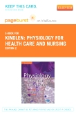 cover image - Physiology for Health Care and Nursing - Elsevier eBook on VitalSource (Retail Access Card),2nd Edition