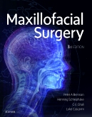 cover image - Maxillofacial Surgery - Elsevier eBook on VitalSource,3rd Edition