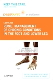 cover image - Management of Chronic Musculoskeletal Conditions in the Foot and Lower Leg - Elsevier eBook on VitalSource (Retail Access Card)