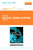 Human Nutrition - Elsevier eBook on VitalSource (Retail Access Card), 12th Edition