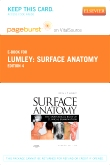 Surface Anatomy - Elsevier eBook on VitalSource (Retail Access Card), 4th Edition